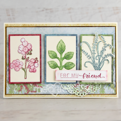 Floral Shoppe Botanical Trio
