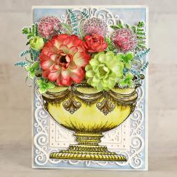 Floral Shoppe Elegance