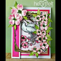 Flowering Dogwood Open Frame Card