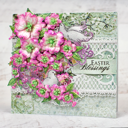 Flowering Easter Blessings