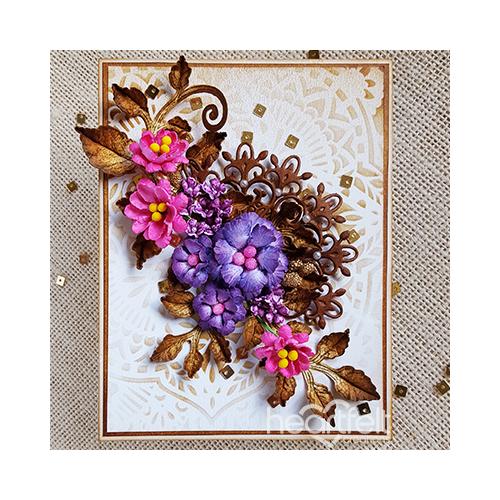 Floral Medley Burst