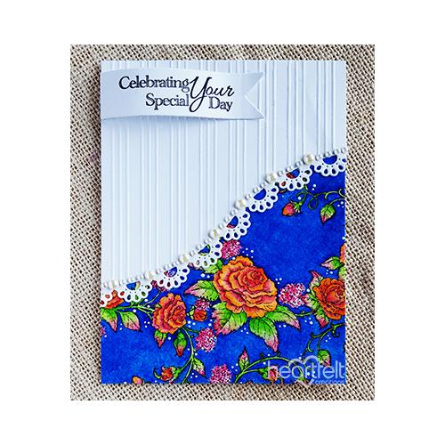 Floral Rose Print