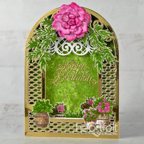 Floral Shoppe Birthday