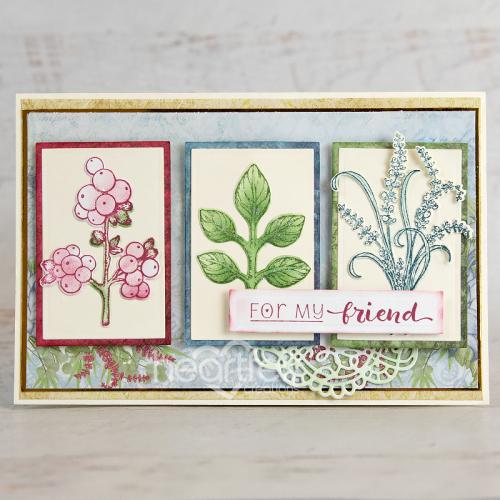 Floral Shoppe Botanical Trio
