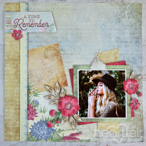 Floral Shoppe Memories