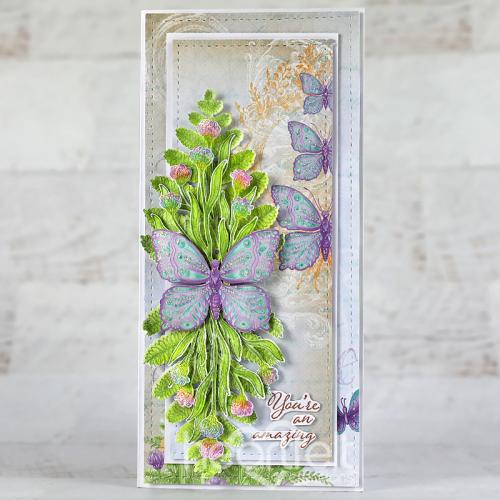 Floral Slimline