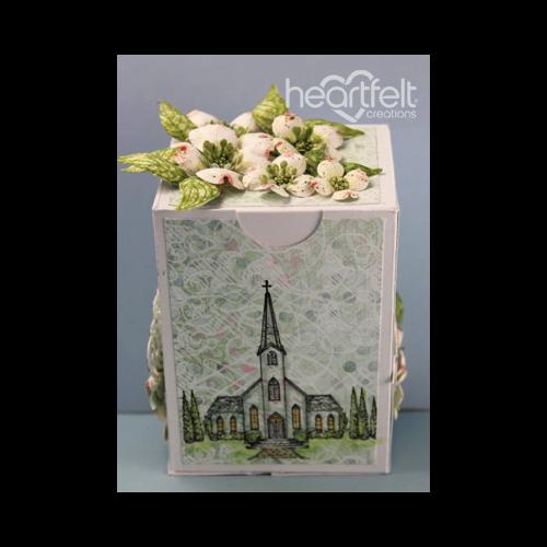 Flowering White Dogwood Box