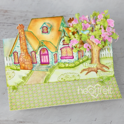 Fold-up Birthday Cottage