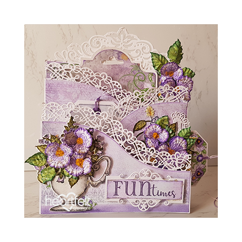 Fold Out Pansies