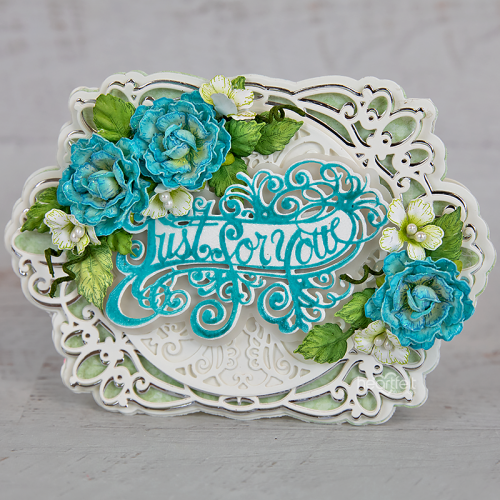 Forget Me Not Roses