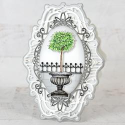 Framed Topiary