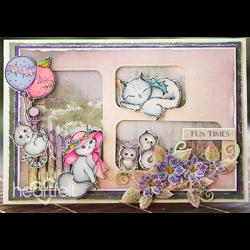 Frisky, Fun-loving Kittens