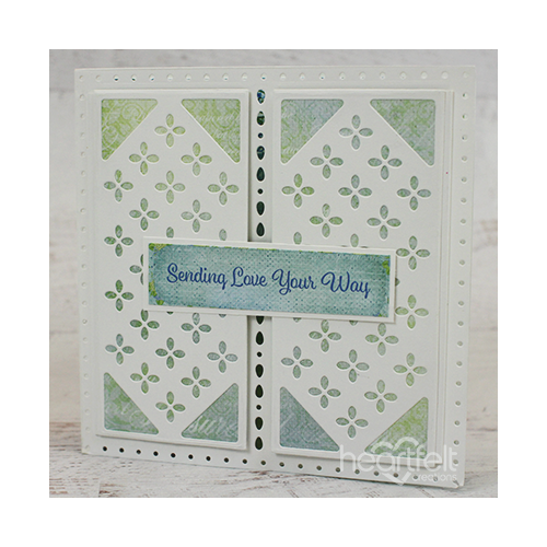Framed Shutter Fold Card