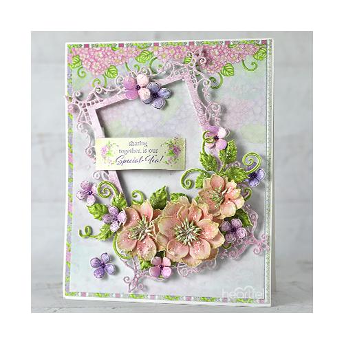 Framed Spring Floral