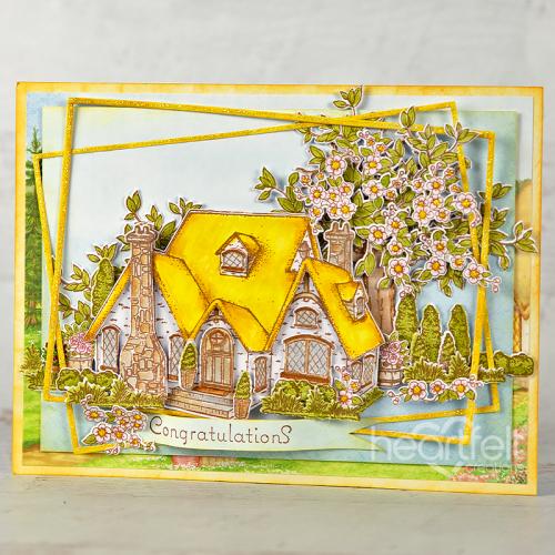 Framed Cottage