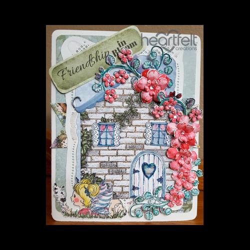 Friendship Cottage Floral