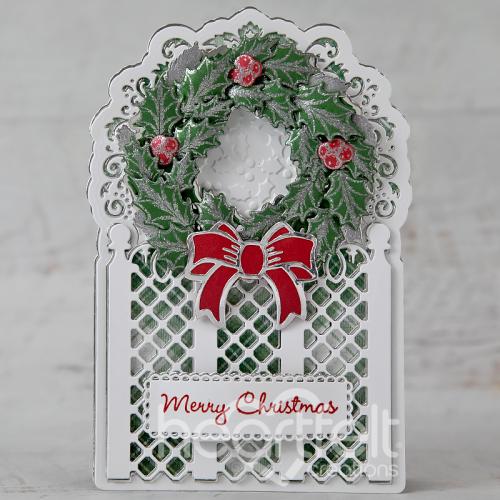 Gateway Christmas Wreath