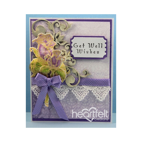 Get Well Lavender Rose Bouquet