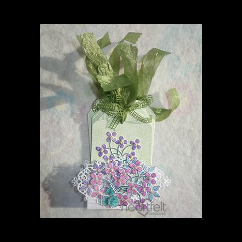 Gift Box And Tags