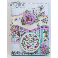 God Be With You Foldout Card
