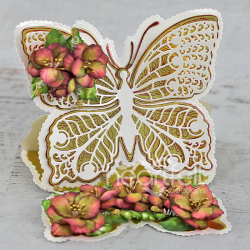 Golden Magnolia Butterfly