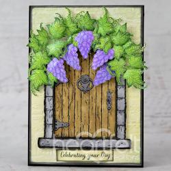 Grapevine French Door