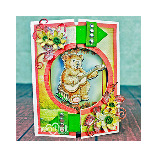 Happy Times Shutter Card