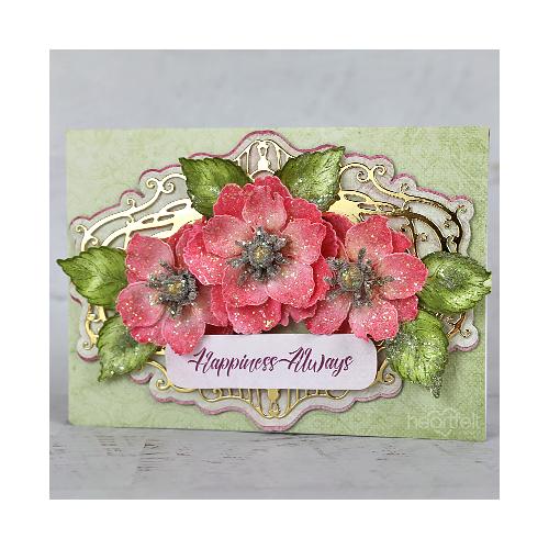 Happy Framed Roses