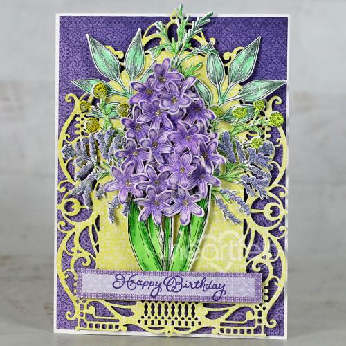Happy Birthday Hyacinth