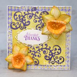 Heartfelt Daffodils