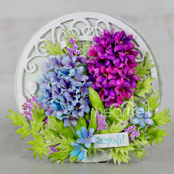 Heavenly Hyacinths