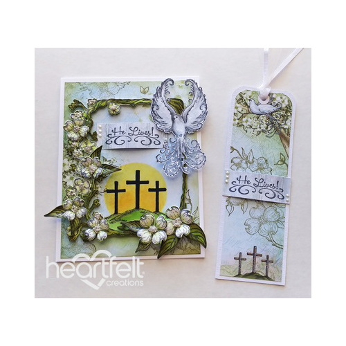 He Lives Card And Bookmark Set