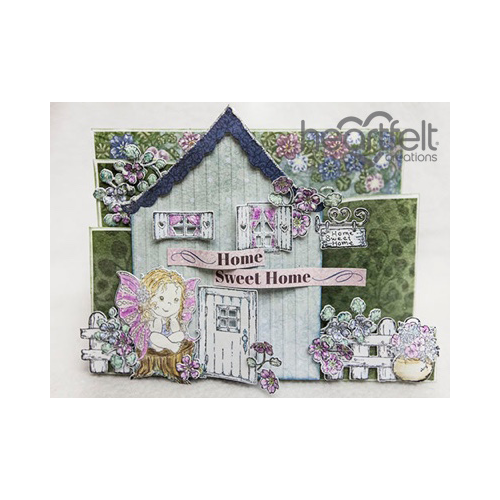 Home Sweet Home Foldout Card
