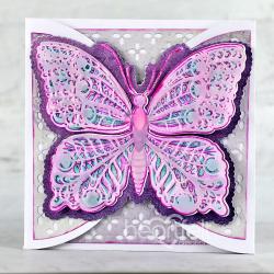 Interlocking Butterfly