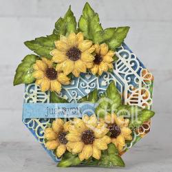 Just Centerpiece Sunflowers