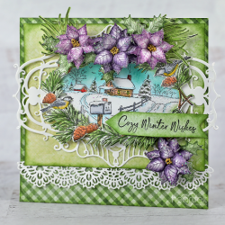 Lavender Country Christmas