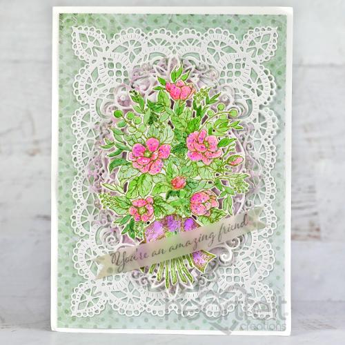 Lacy Bouquet