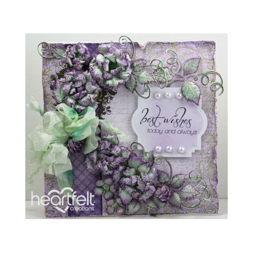 Lavender And Sage Roses