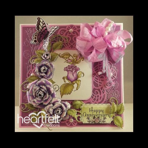Lavender Anniversary Roses