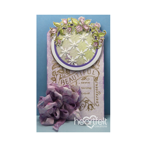 Lavender Beautiful Tag
