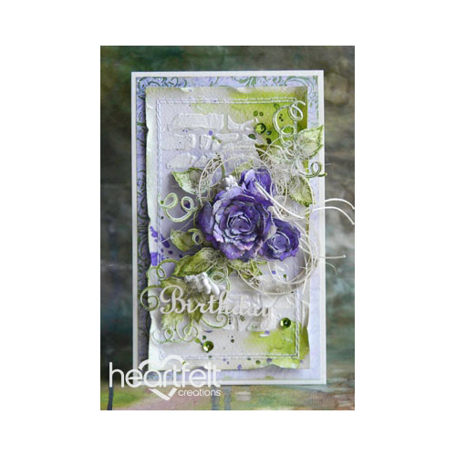 Lavender Classic Rose Birthday