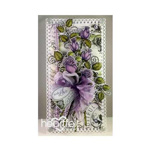 Lavender Rose Bouquet Get Well Wishes