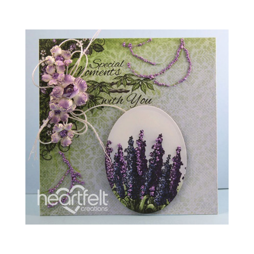 Lavender Special Moments Floral