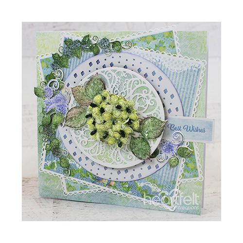 Layered Hydrangea Wishes