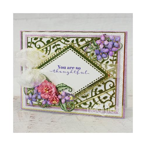 Leafy Lilacs