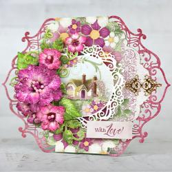Love-ly Swirling Roses