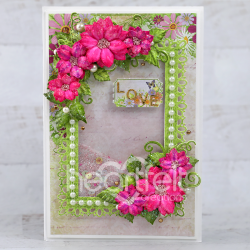Love-ly Clematis Shaker