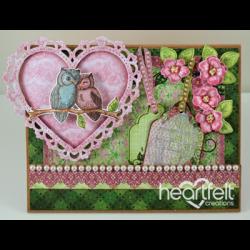 Loving Owls Gift Card Holder