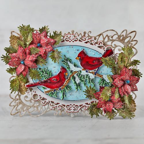 Majestic Cardinals