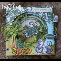 Monkeying Around Tunnel Album